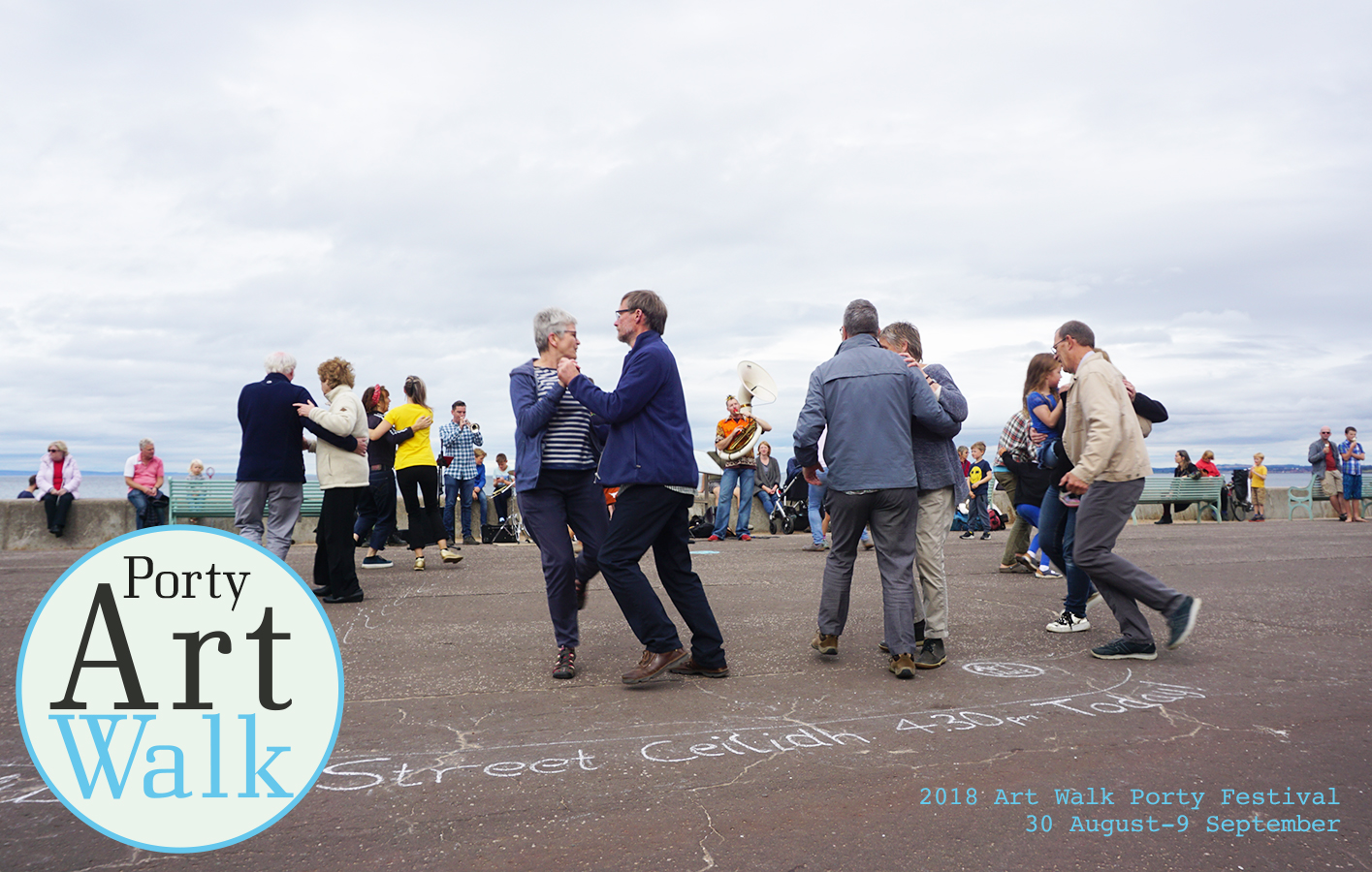 Art Walk Porty arts festival